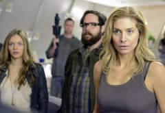 Tracy Spiridakos, Zak Orth, Elizabeth Mitchell | Photo Credits: Brownie Harris/NBC