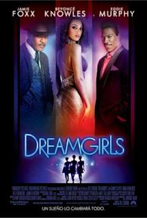 Póster de Dreamgirls