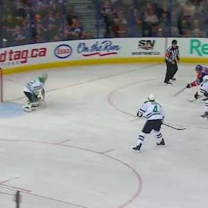 Kari Lehtonen Save on Nail Yakupov (07:48/1st)