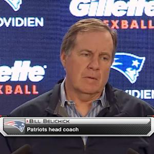 New England Patriots head coach Bill Belichick: 'I'm not a scientist'
