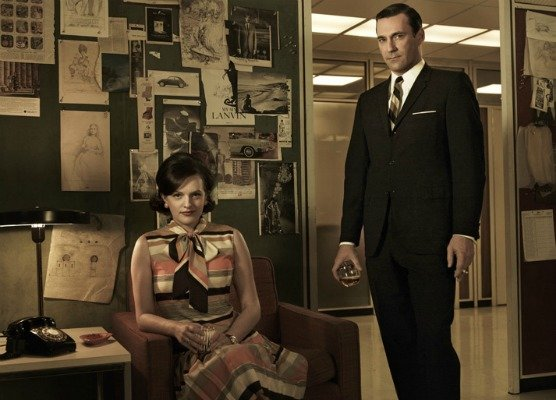 Emmys: A 'Mad Men' Date With …