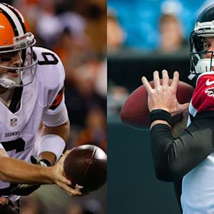 Browns at Falcons preview