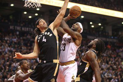 NBA Wednesday: Raptors top Cavaliers, 76ers fall to 0-16
