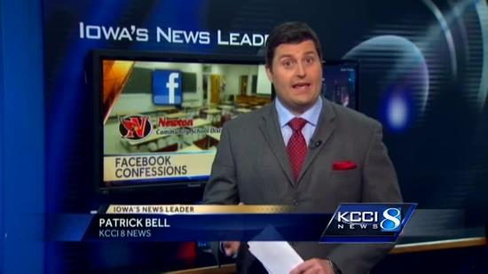 School district battles 'Facebook Confessions'