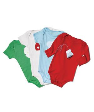 Pop Up Tops Onesie