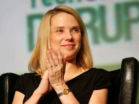 marissa mayer yahoo ceo