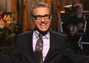 Christoph Waltz Hosts Saturday Night Live: Watch Video of the Best and Worst Sketches