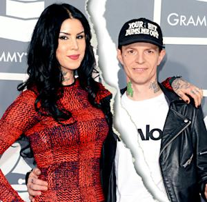 Kat Von D, Deadmau5 Break Up: Deejay Responds to Cheating Rumors