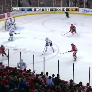 Toronto Maple Leafs at Chicago Blackhawks - 12/21/2014