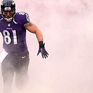 Has Owen Daniels cemented himself in Baltimore's offense?