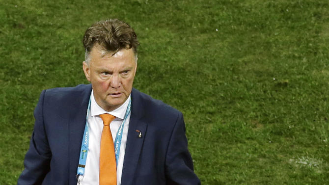 Once again, World Cup gloom for Netherlands