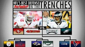 Best NFL defense: 49ers or Eagles?
