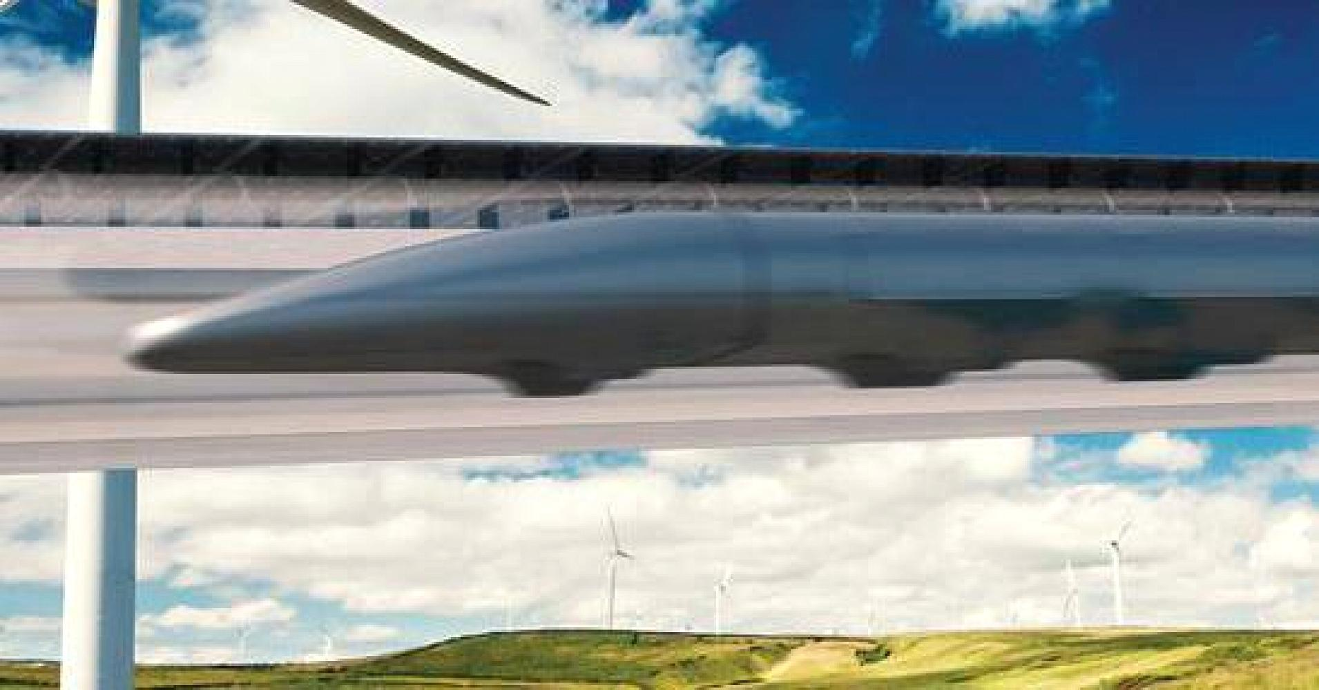 Musk's Hyperloop moves closer to reality