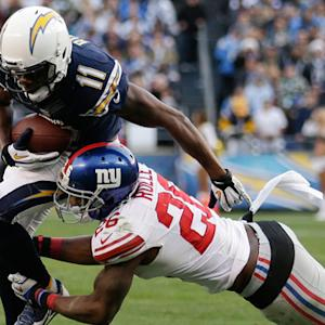 GameDay: New York Giants vs. San Diego Chargers