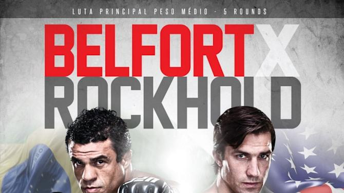 UFC on FX 8: Belfort vs. Rockhold Attendance