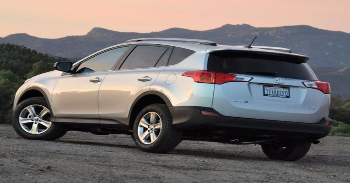 Checkout the Fresh Look RAV4, Sleek Look Low Price