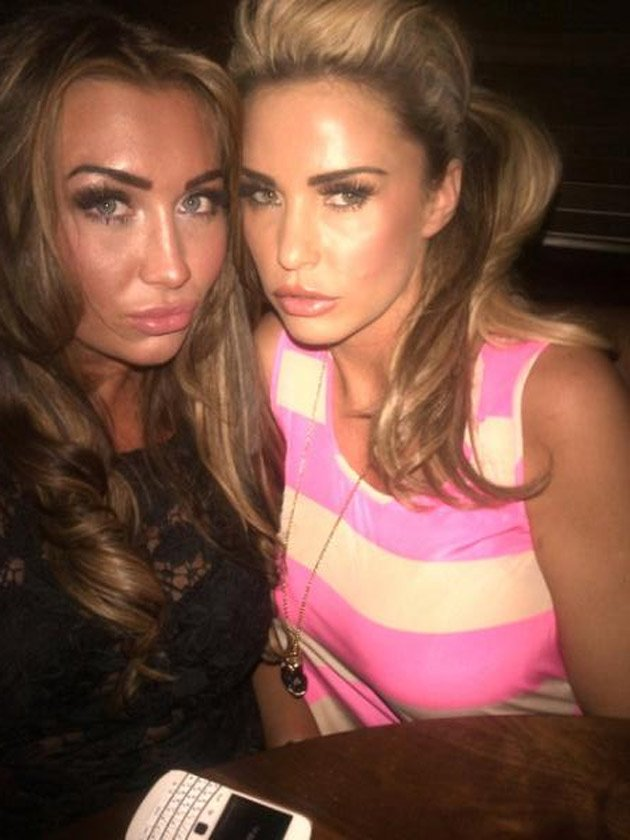 Katie Price, Lauren Goodger