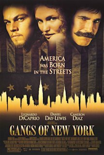 Poster of Gangs of New York