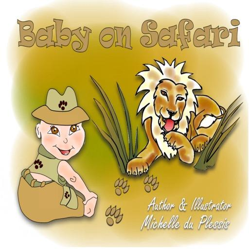"BABE COMICS ""Babe On Safari"""