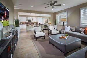 Lower Monthly Payments Make William Lyon Homes' Oak Crest Even More Attractive