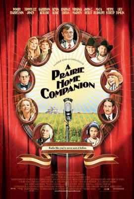 Picturehouse's A Prairie Home Companion