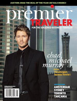 Premier Traveler Magazine Released
