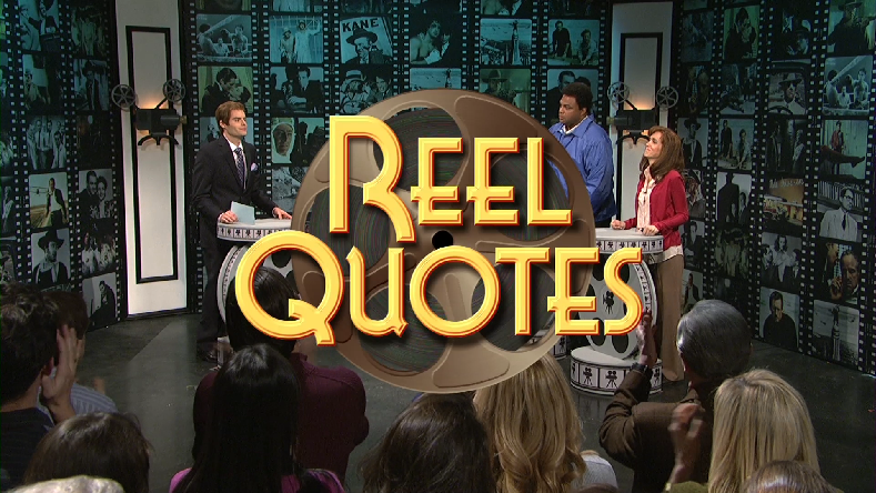 Reel Quotes Game Show