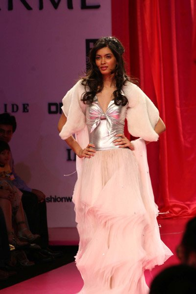 Rare photos of Diana Penty