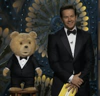 OSCARS: How 'Ted' Made It To The Show