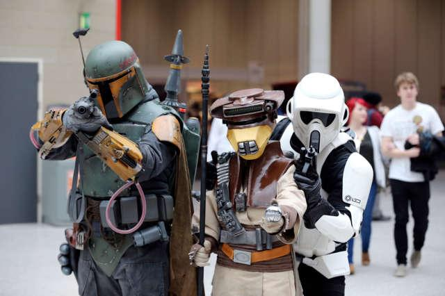 23 Incredible Photos That Prove Star Wars Cosplayers Are the Best in the World