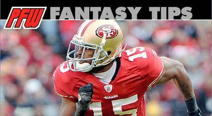 Exploit or avoid: 49ers' Crabtree a strong start
