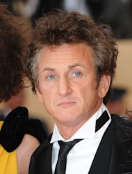 Sean Penn is being linked to Prone Gunman
