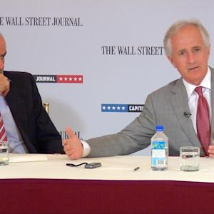 Sen. Corker on the Republican Agenda in Congress