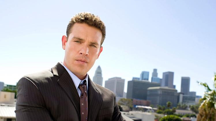"Kevin Alejandro as Nate in ""Southland."""