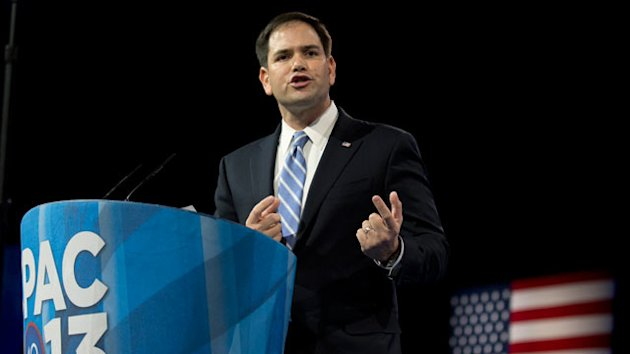 Marco Rubio Denies Being a 'Bigot' or 'Chauvinist' (ABC News)