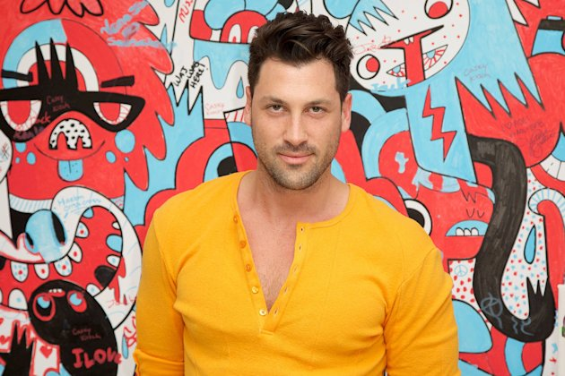 Maksim Chmerkovskiy attends an event in New York City, USA - 29.11.12 Credit: (Mandatory): Alberto Reyes/WENN.com