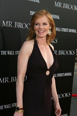 Marg Helgenberger at the Hollywood premiere of MGMs' Mr. Brooks