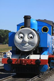 Just what exactly is the allure of Thomas the Tank?
