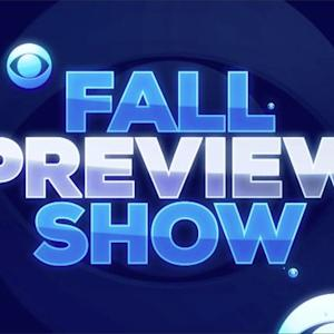 CBS Fall Preview Show - Airing Monday at 8:30/7:30c