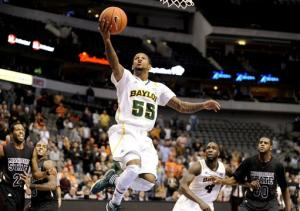 No. 6 Baylor still unbeaten, 54-52 over No. 15 MSU