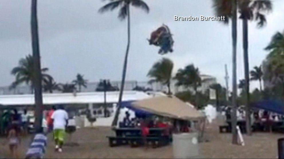 Fort Lauderdale, Event Company May Face Legal Action After Bounce House Incident