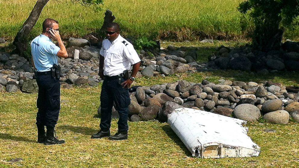 MH370? Debris Found in Indian Ocean Appears to be Boeing 777
