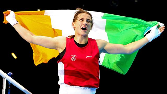 Katie Taylor's Gold Medal