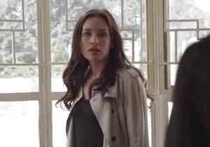 Exclusive Covert Affairs Finale Video: Annie 'Tracks' Henry — and Gets Tortured?