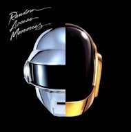 Daft Punk's forthcoming album 'Random Access Memories'