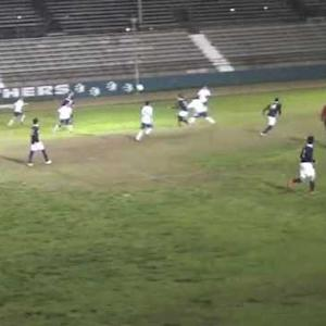 Second Goal Vs. Gardena