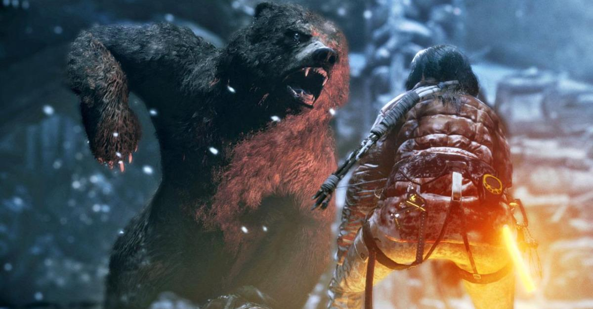 11 Sneak Peek Photos From Rise of the Tomb Raider