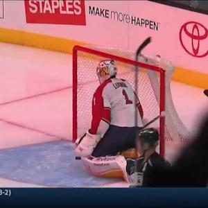 Florida Panthers at Los Angeles Kings - 11/18/2014