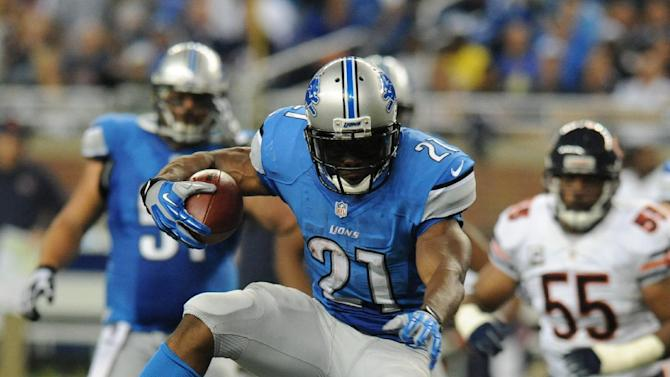 Lions score 27 in 2nd quarter, beat Bears 40-32