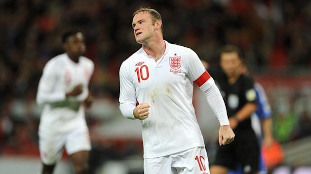 Wayne Rooney wants to wear the armband on a regular basis